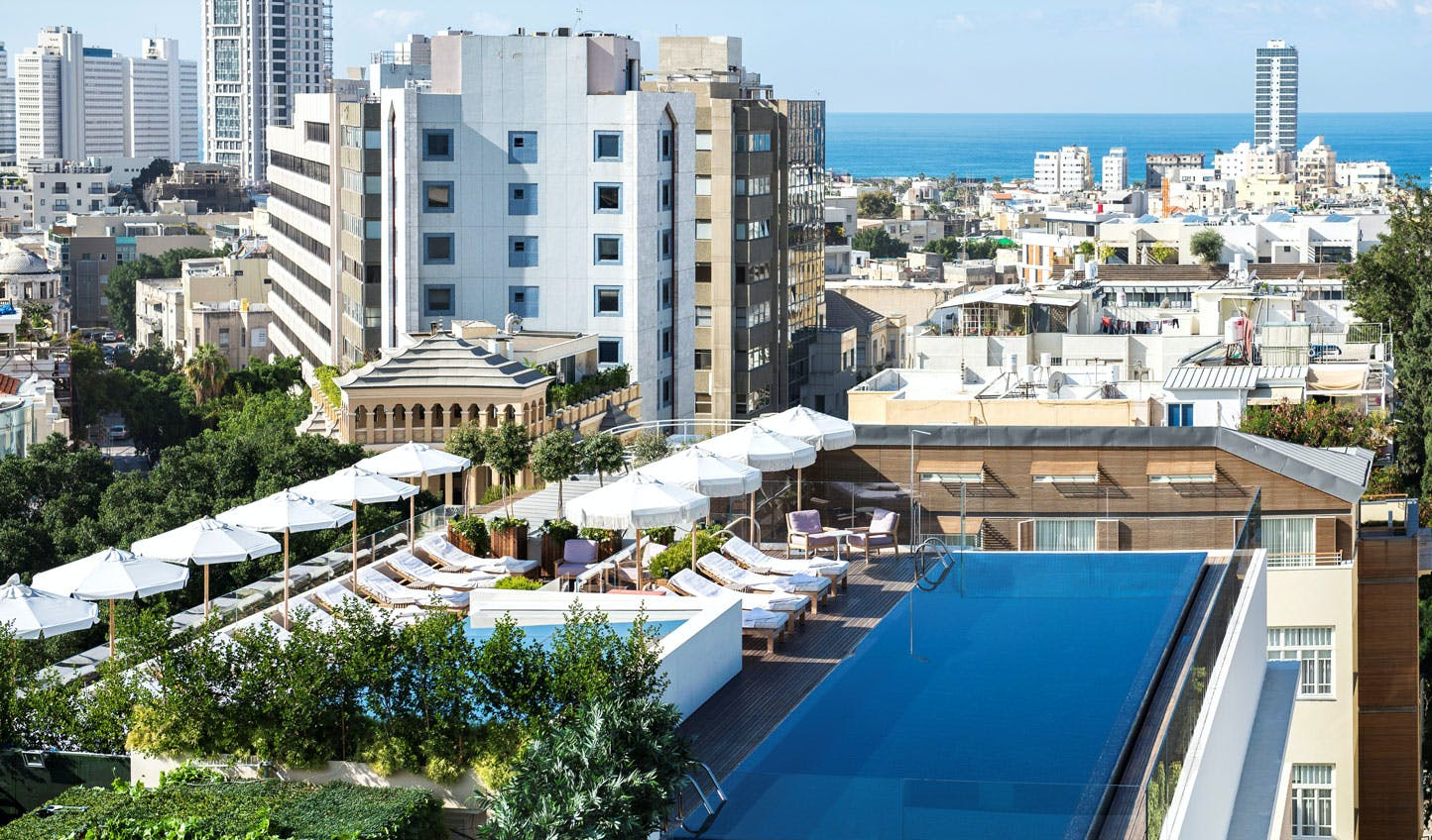 Luxury Vacations in Tel Aviv