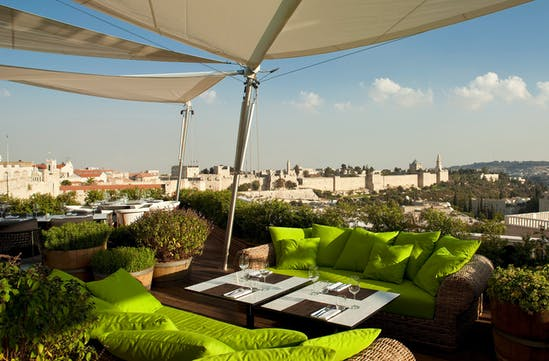 Mamilla Hotel, Jerusalem   Luxury Holidays in Israel