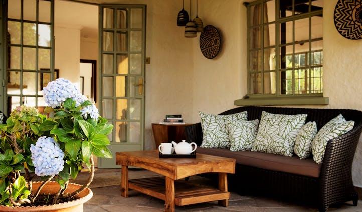 Luxury accommodation in Rwanda