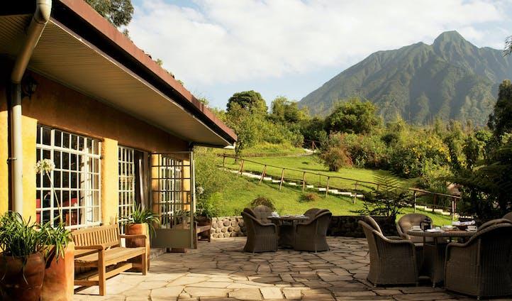 Luxury hotels in Rwanda