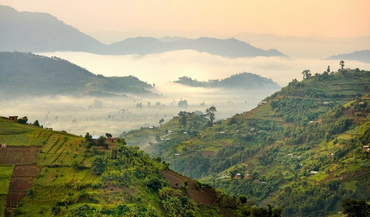 Best places to stay in Rwanda