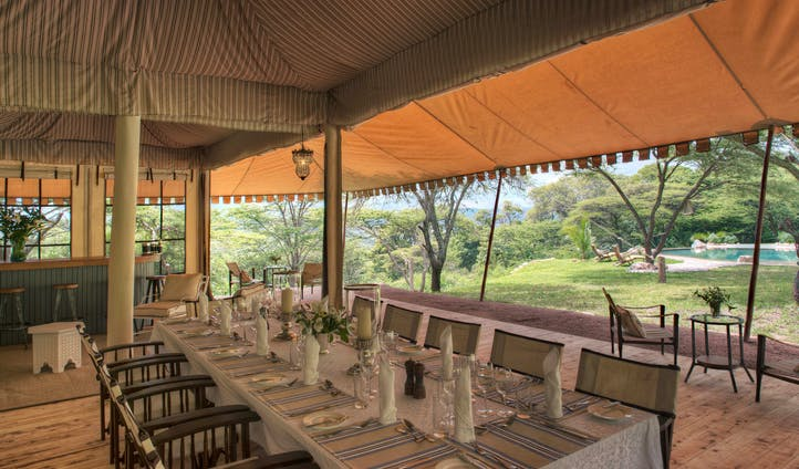 Cottar's 1920s Safari Camp | Luxury Hotels, Lodges & Camps in Kenya