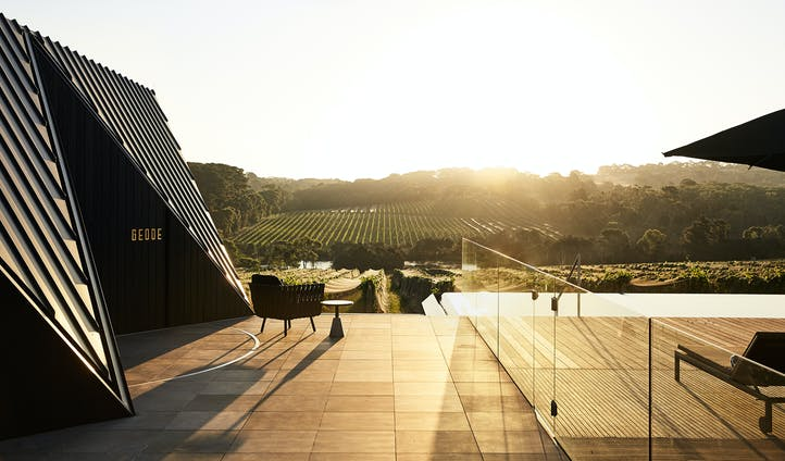 Relax out on the Mornington Peninsula at Jackalope