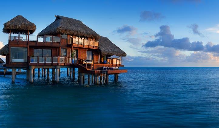 Conrad Bora Bora Nui   Luxury Hotels & Resorts in Bora Bora, French Polynesia