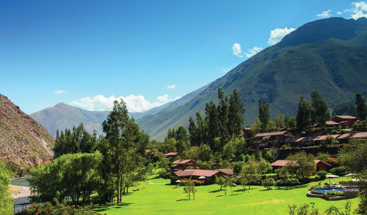 Belmond Hotel Rio Sagrado | Luxury Hotels in Peru