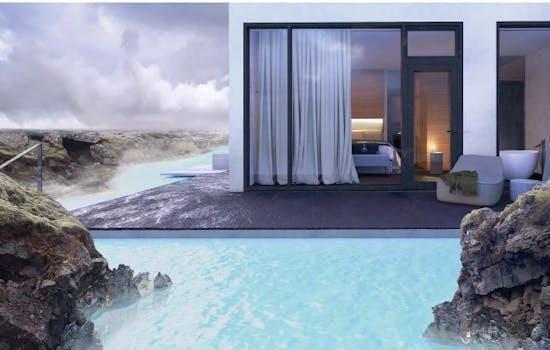 The Retreat at Blue Lagoon, Grindavik