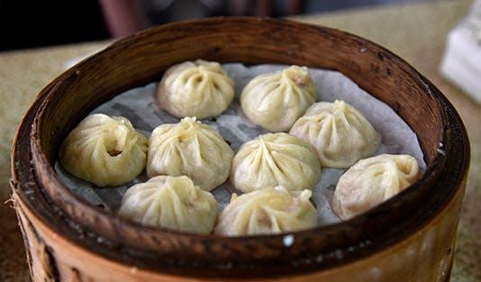 Dumplings in Melbourne