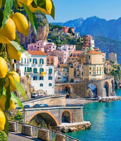 Amalfi honeymoon
