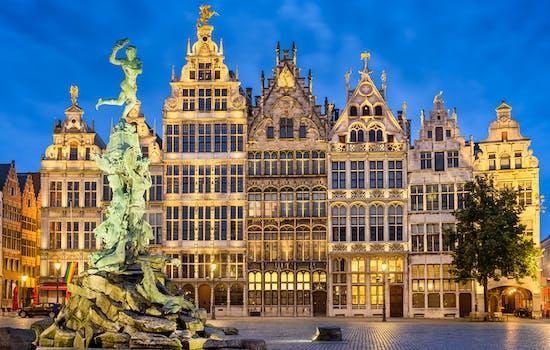 Luxury hotels in Belgium