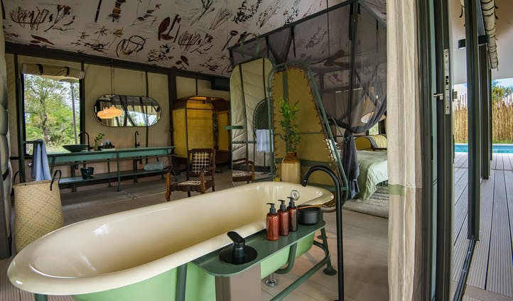 Luxury Safari Lodges in South Africa