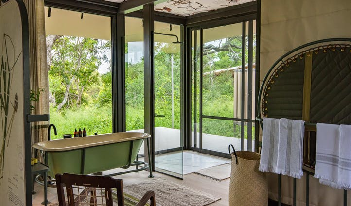Luxury Safari Camps in Kruger