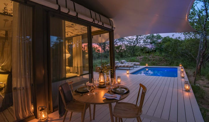 Luxury Camps South Africa