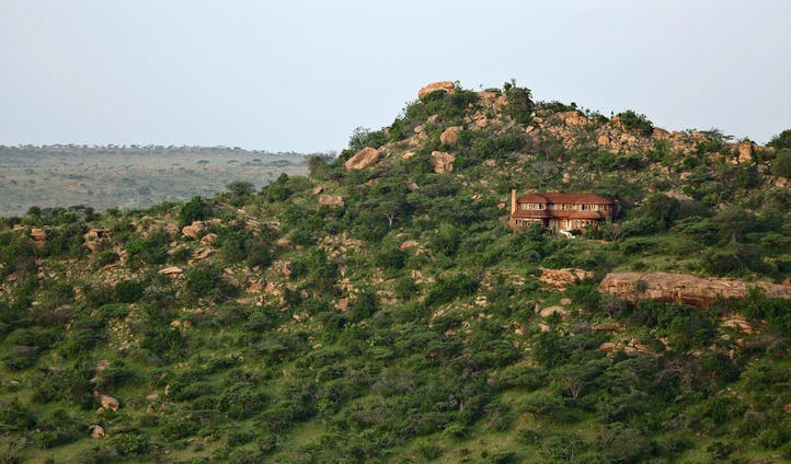 The Sanctuary at Ol Lentille | Luxury Hotels and Lodges in Kenya