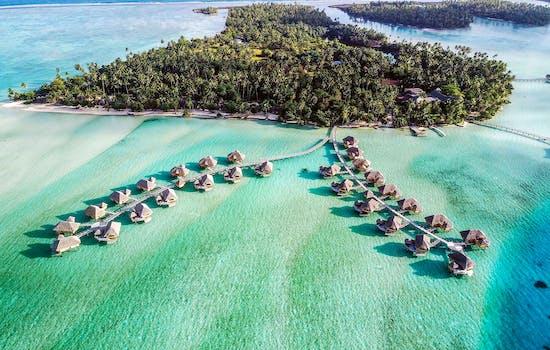 Le Taha resort, French Polynesia