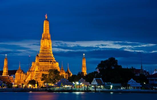 Staying in Bangkok