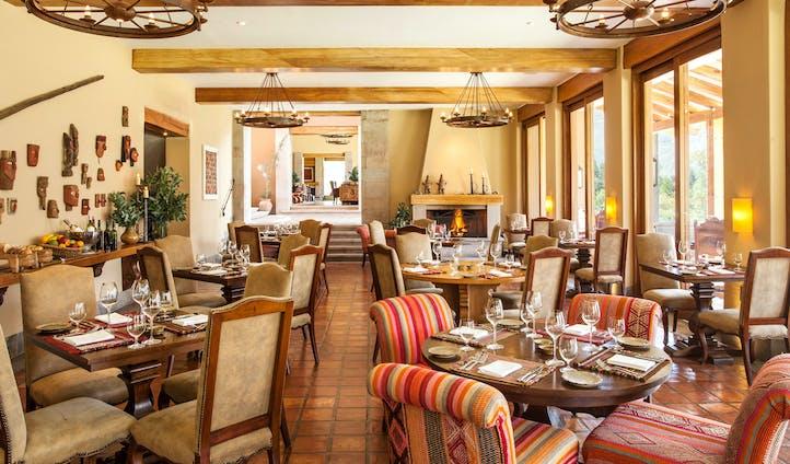 Luxury Hotels in Peru