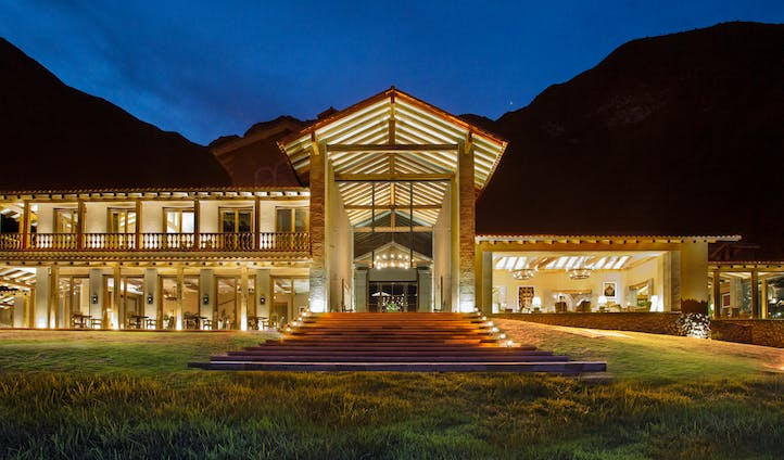 Luxury Hotels in Sacred Valley