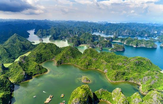 La Han Bay, Vietnam