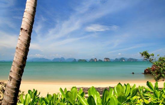 Yao Noi beach view