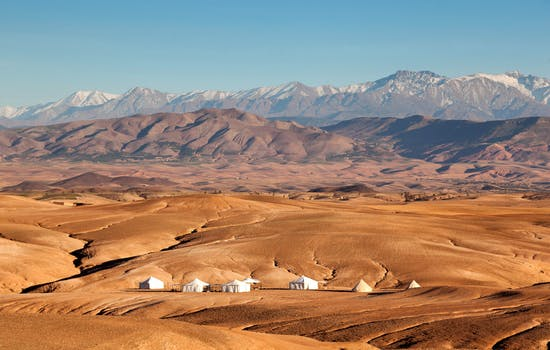 Camps in Morocco