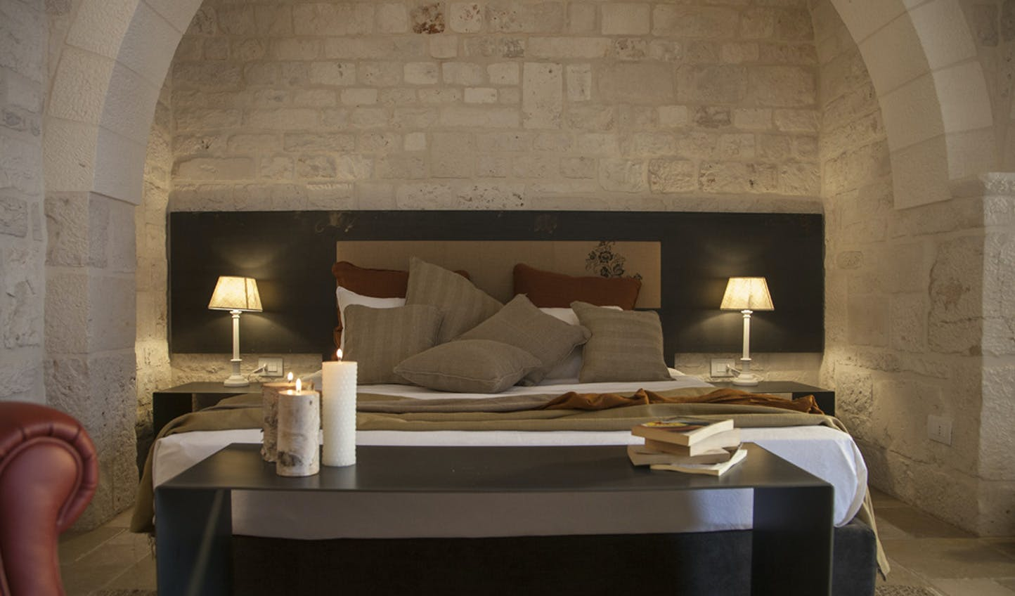 Luxury hotels in Puglia
