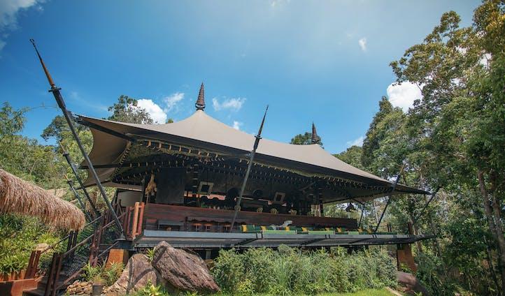 Luxury hotels in Cambodia