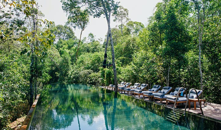 Luxury vacations in Cambodia