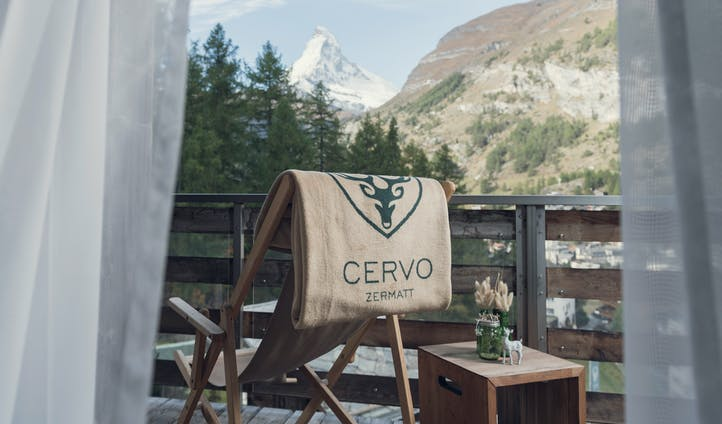 CERVO Mountain Boutique Resort | Luxury Hotels in Switzerland
