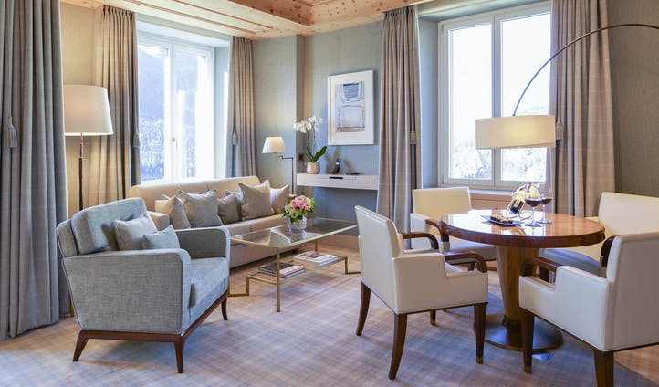 Kulm Hotel St Moritz   Luxury Hotels in Switzerland