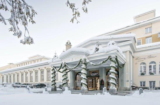 Kulm Hotel St Moritz | Luxury Hotels in Switzerland