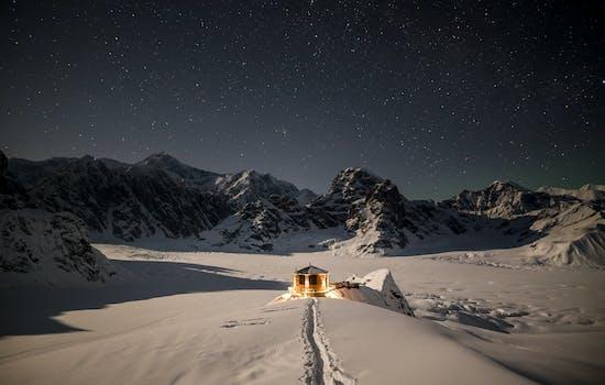 Sheldon Chalet, Alaska