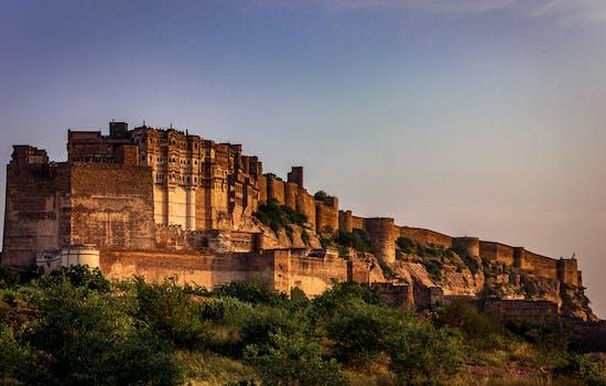 Mehranghar Fort, Jodhpur