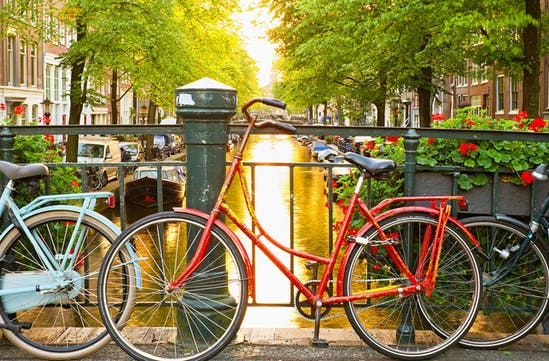 Luxury holidays in Amsterdam
