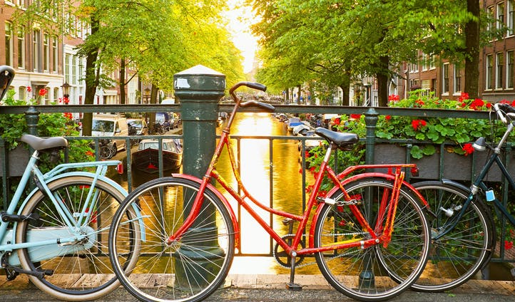 Luxury holidays in Amsterdam