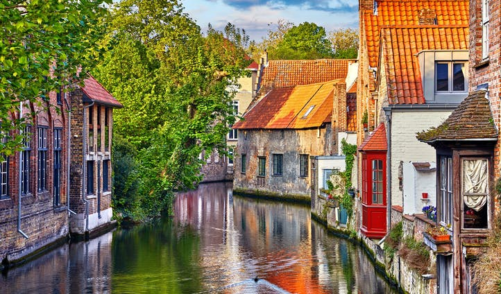 Luxury vacations in Bruges