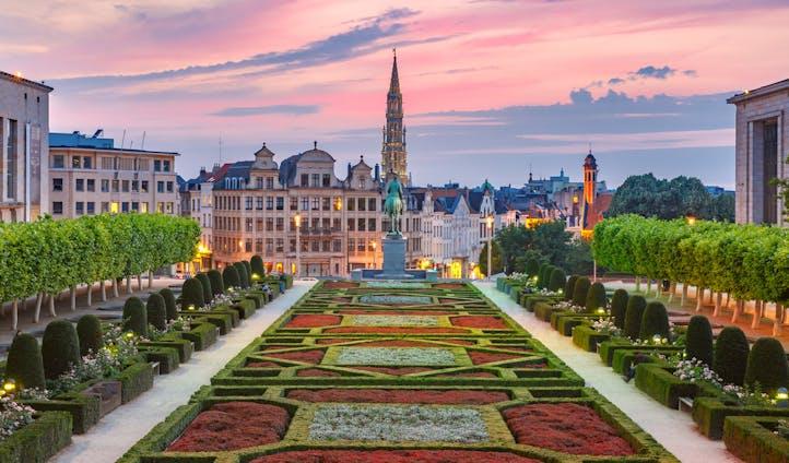 Luxury vacations in Belgium