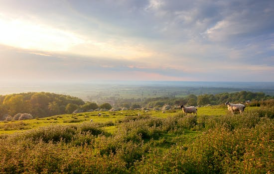 Dover's Hill, Cotswolds