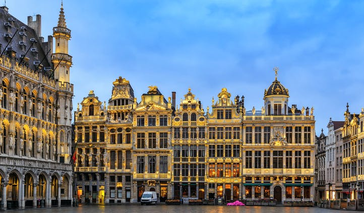 Luxury Holidays in Belgium