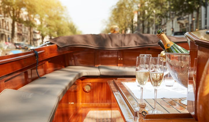 Luxury vacations in Amsterdam