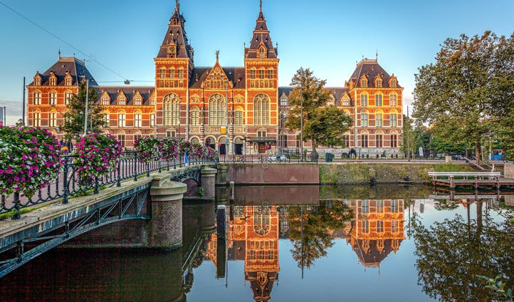Luxury vacations in Europe