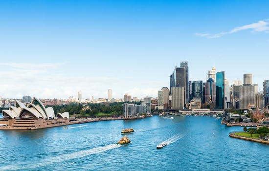 Holidays to Sydney Harbour
