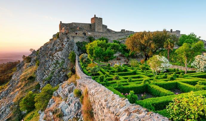 Alentejo Marvao Castle, Portugal
