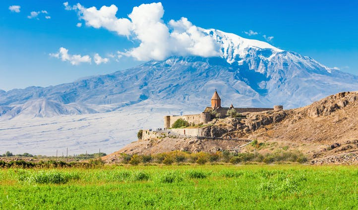 Luxury holidays in Armenia