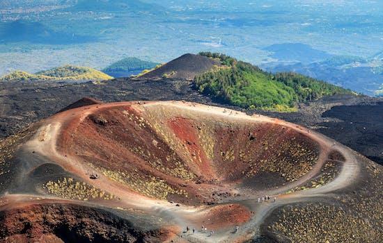 Climb Mount Etna in Sicily