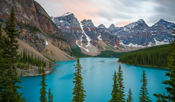 Explore Canada and its National Parks