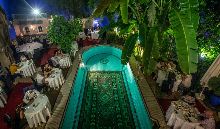 Luxury holidays in Marrakech