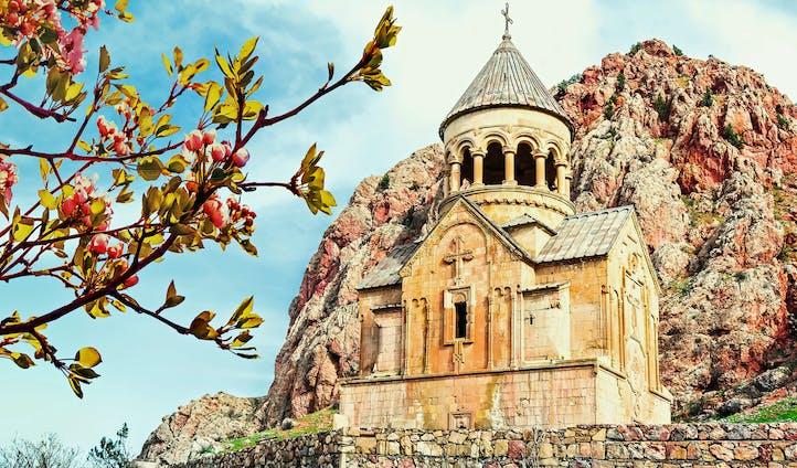 Luxury vacations in Armenia