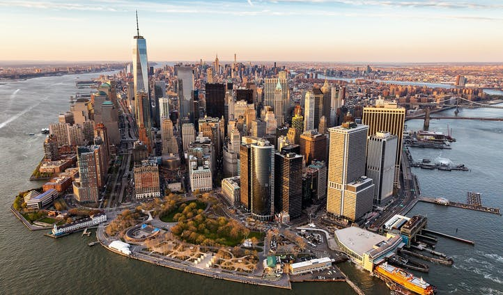 Luxury holidays in New York