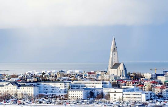 Reykjavik capital, Iceland