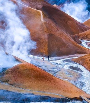 Luxury holidays in Iceland